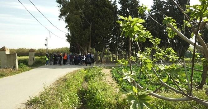 Itinerari Guiat Camí de Miramar a Viladecans