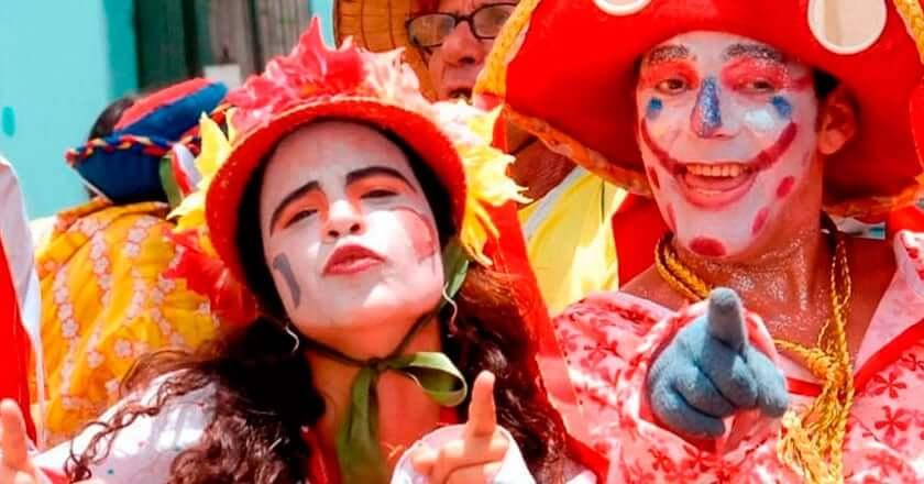Ja és aquí el Carnaval!