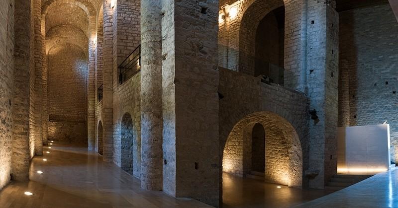 Julio cultural al Monasterio de Sant Llorenç de Guardiola de Berguedà