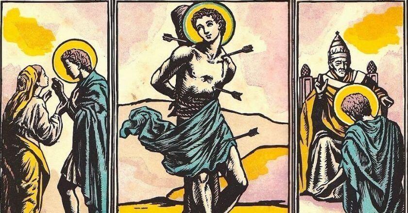 La diada de Sant Sebastià