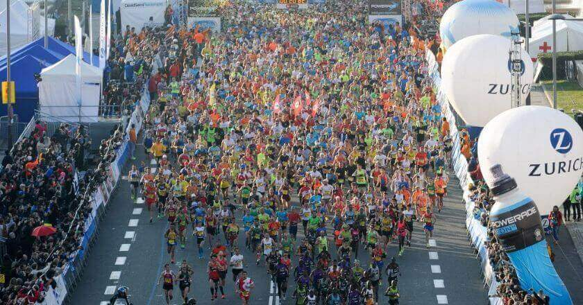 The Barcelona Marathon