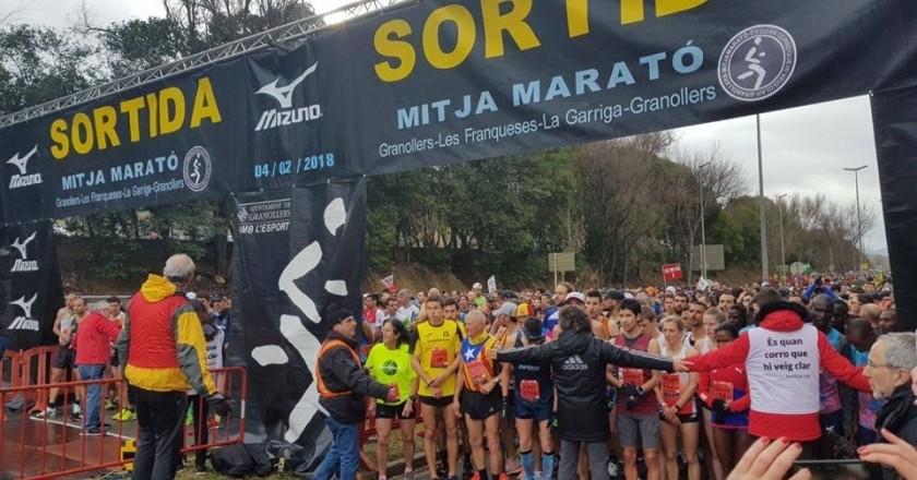 La Mitja Marató de Granollers