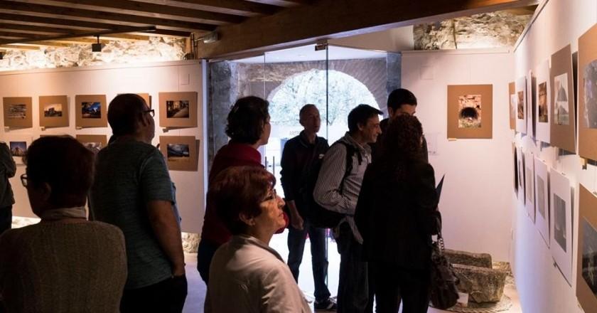 Entrega premios Concurso de fotografía de la piedra seca en Torrebesses