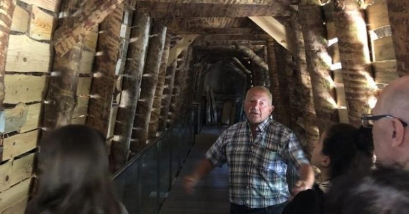 Musée de la mine de charbon d'Ogassa