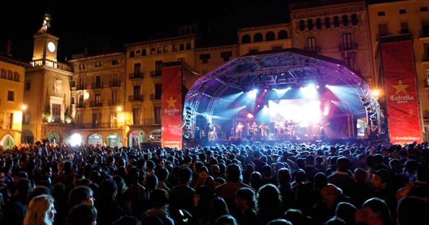 Mercado de Música Viva de Vic