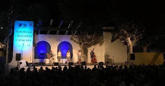 Mostra de l'Havanera Catalana a Palamós