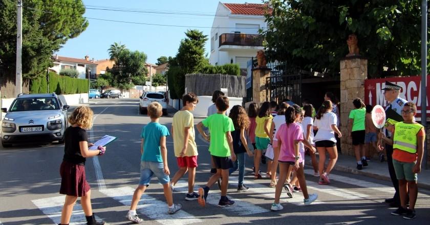 Setmana de la mobilitat a Altafulla