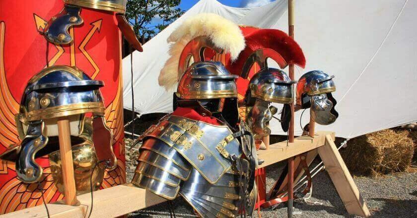 Sopar romà a Els Prats de Rei