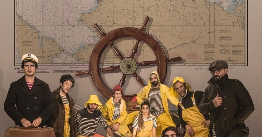 'The Penguins - Reggae per Xics' a Altafulla