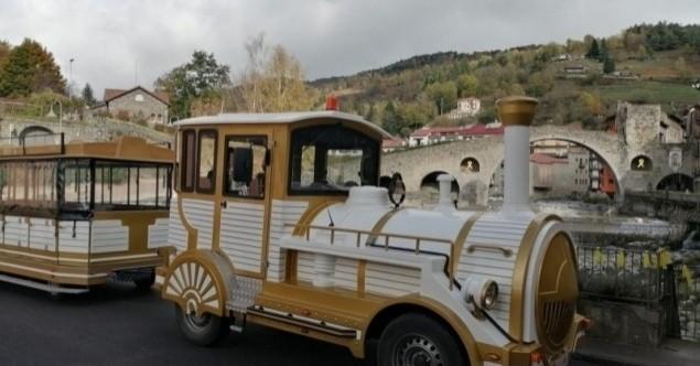 Train touristique de la vallée de Camprodon