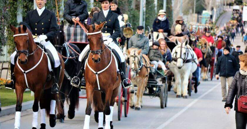 Tres Tombs a Martorell