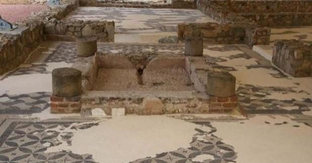 Vil·la romana de Torre Llauder a Mataró