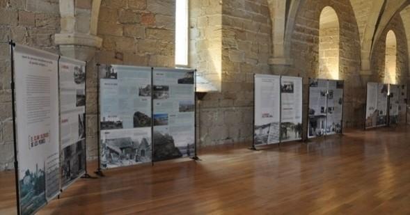 Visite guidée de l'exposition: patrimoine oublié, mémoire littéraire
