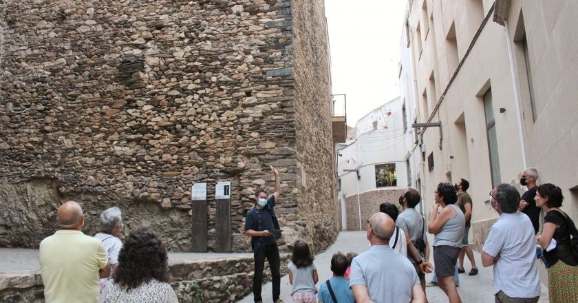 Visita Guiada al Palacio del Abad de Llançà. Jornadas Europeas de Patrimonio