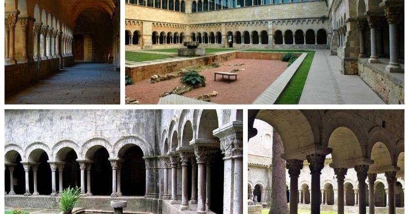 Visita Guiada 'Dos Claustres i un mestre constructor' Girona i Sant Cugat