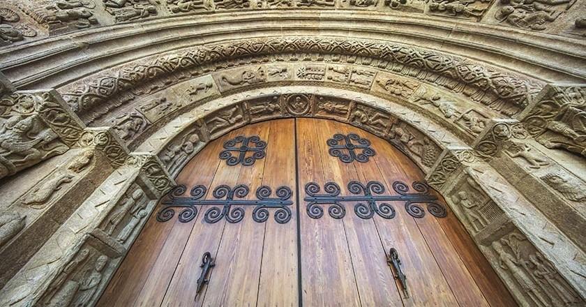 Visita guiada el Monasterio de Ripoll en tiempos de pandemia