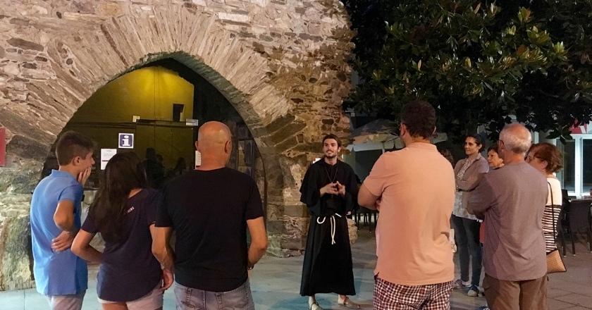 Visite guidée théâtralisée: La mémoire du moine Crispí à Llançà