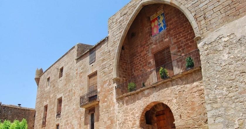 Visites de tardor al Castell de les Pallargues, a Els Plans de Sió