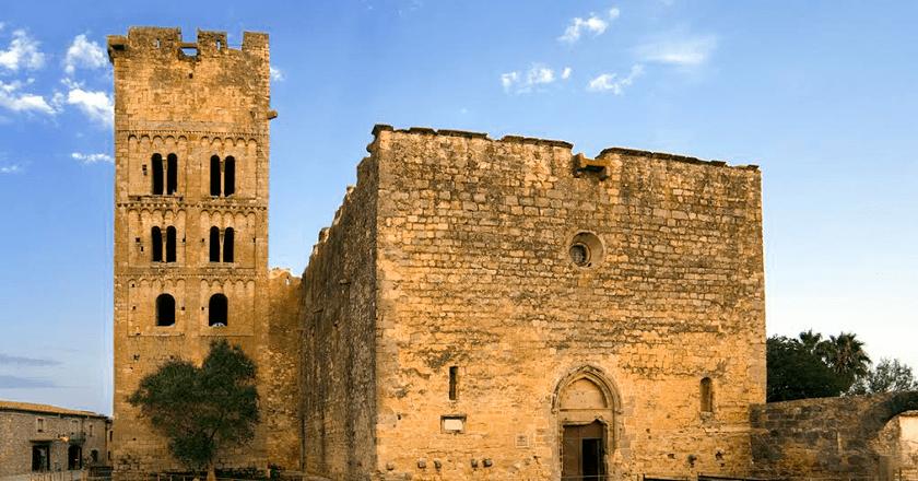 Visites guidées à Sant Miquel de Fluvià