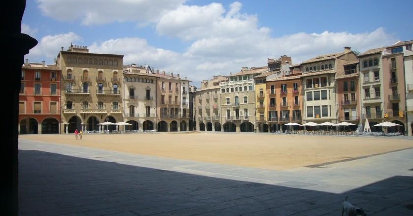 Visite guidée du dimanche de novembre sur la Plaza Mayor de Vic