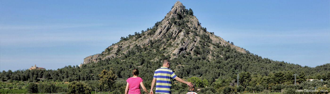 Indrets Picassians a Horta de Sant Joan