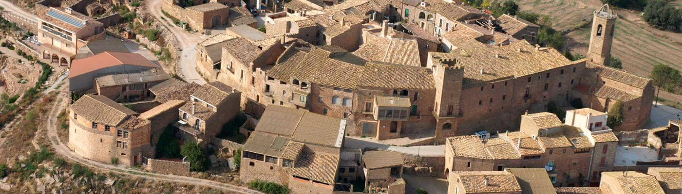 La Segarra, tierra de castillos