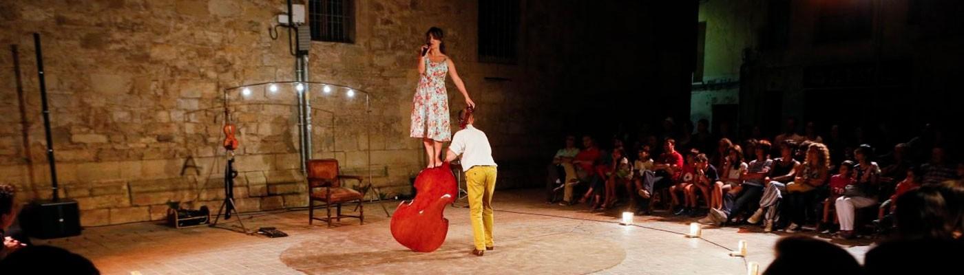 Fira de Teatre al carrer de Tàrrega