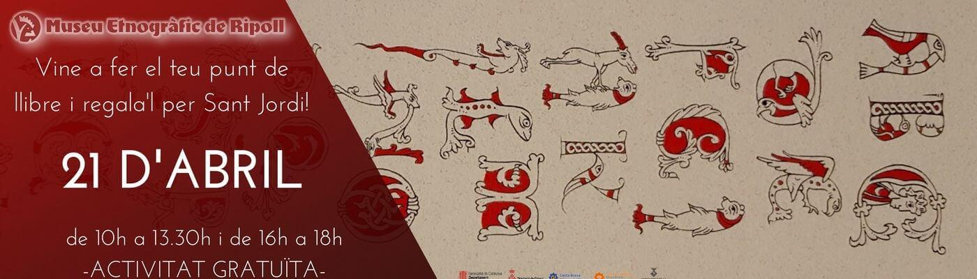 punt-de-llibre-sant-jordi-museu-ripoll