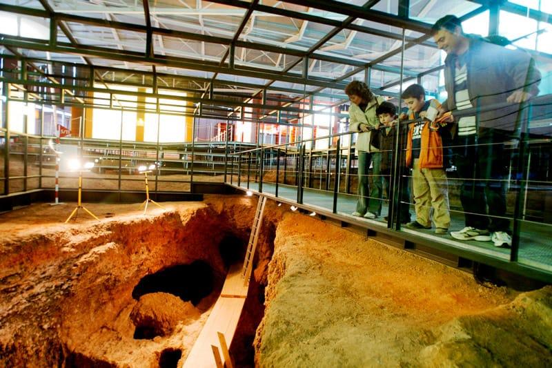 Parc arqueol gic mines de gav gav for Trabajo en gava