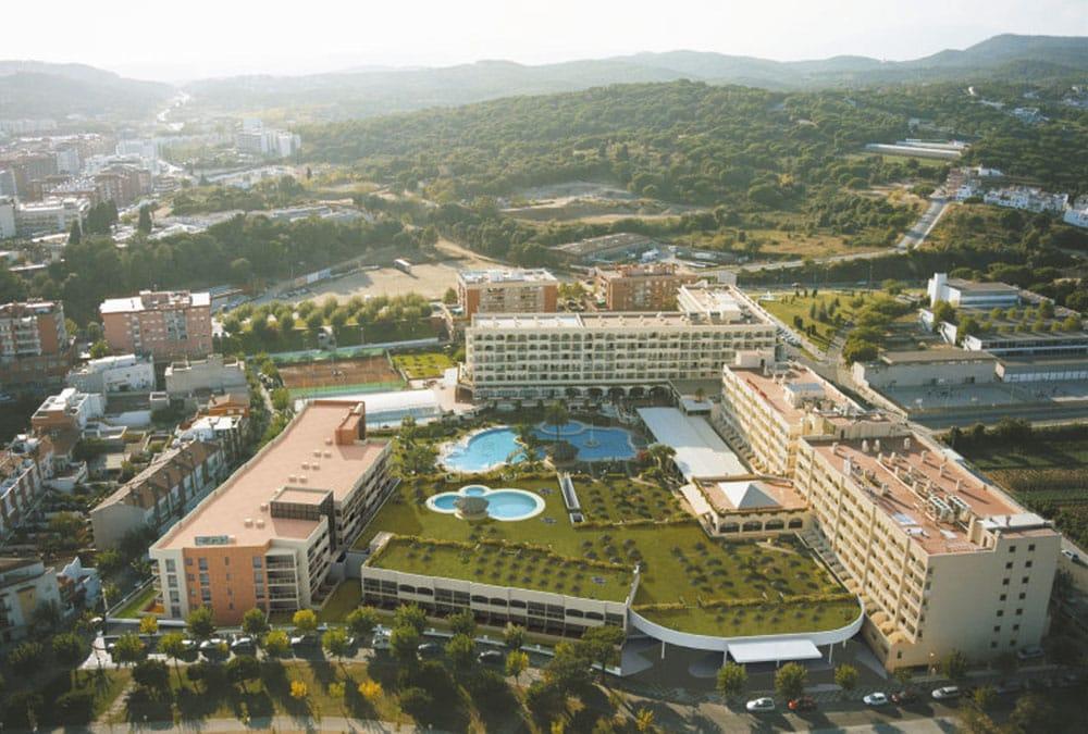 hotel selva mar lloret mar: