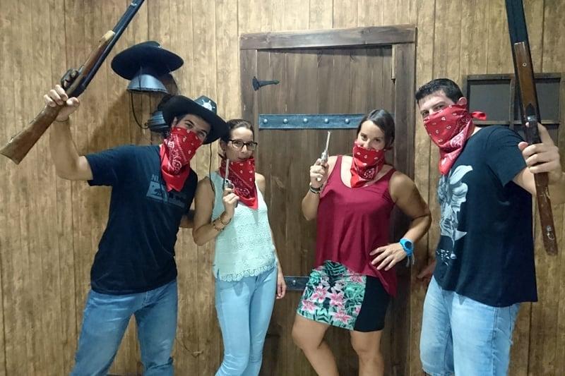 Room Escape Granollers Oeste