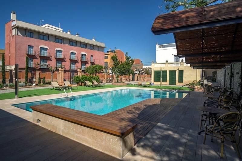 Hotel Sant Jordi Montbri Del Camp