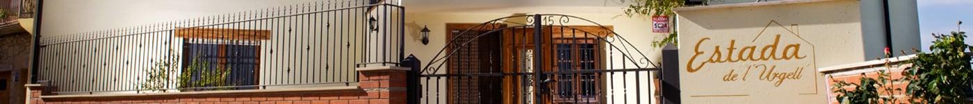 Casa rural Estada de L'Urgell