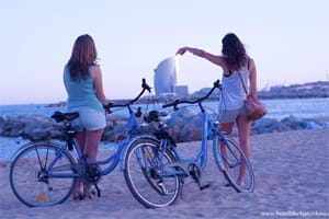 Born Bike Experience Tours Barcelona