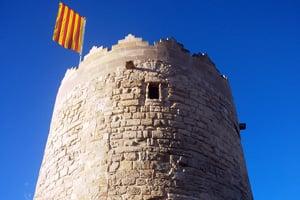 Castell dels comtes de Santa Coloma