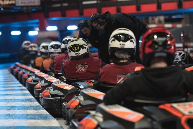 Indoor Karting Barcelona