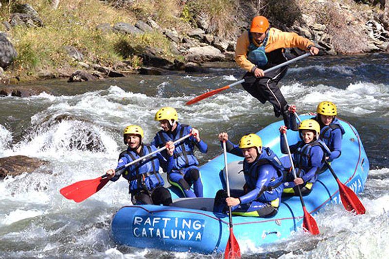Rafting Catalunya