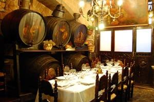 Restaurant los Caracoles