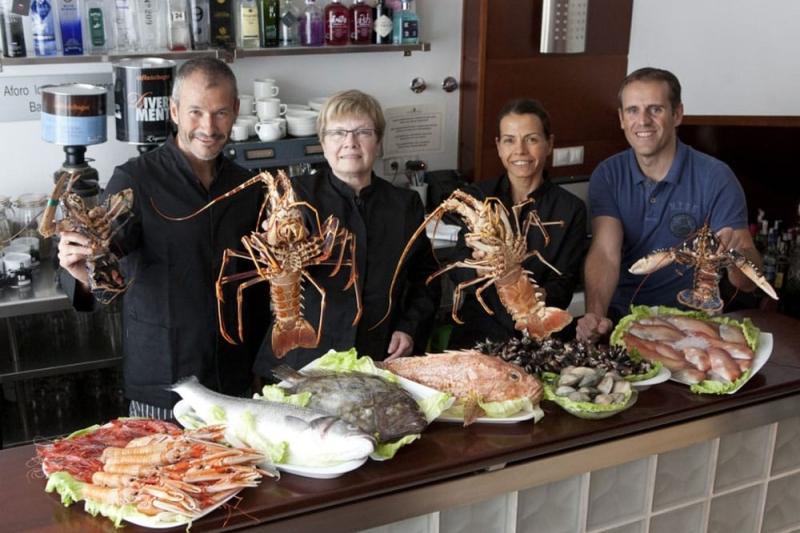 Restaurant Marisquer Can Ladis