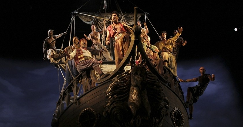 The musical theater in Catalonia