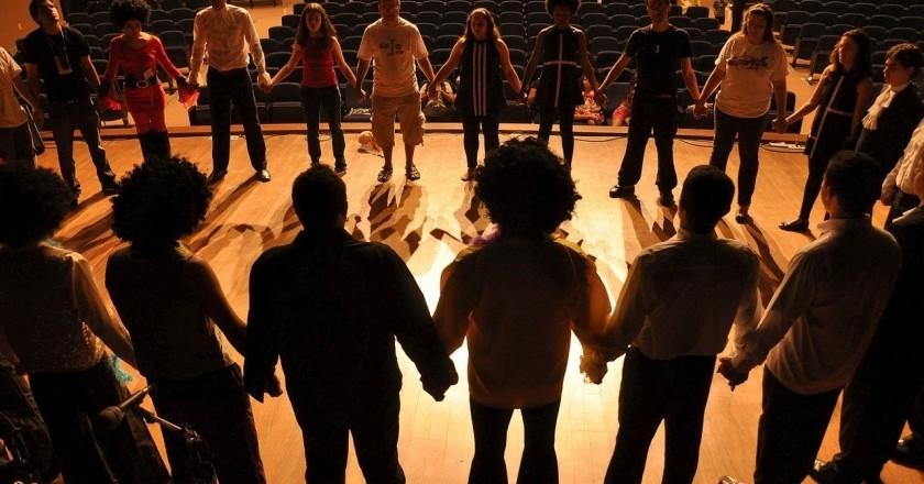 Gaudeix del teatre amb els cinc sentits