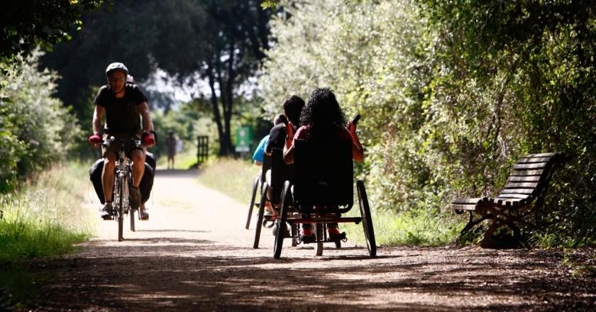 Des voies vertes accessibles à tous