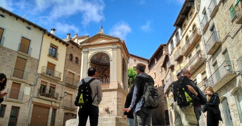 Visites guiades per les viles i ciutats de Catalunya
