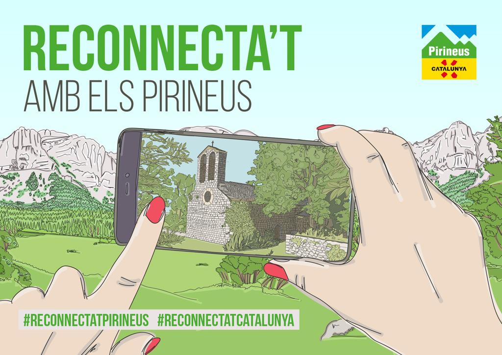 Reconnect with Pirineus of Catalonia