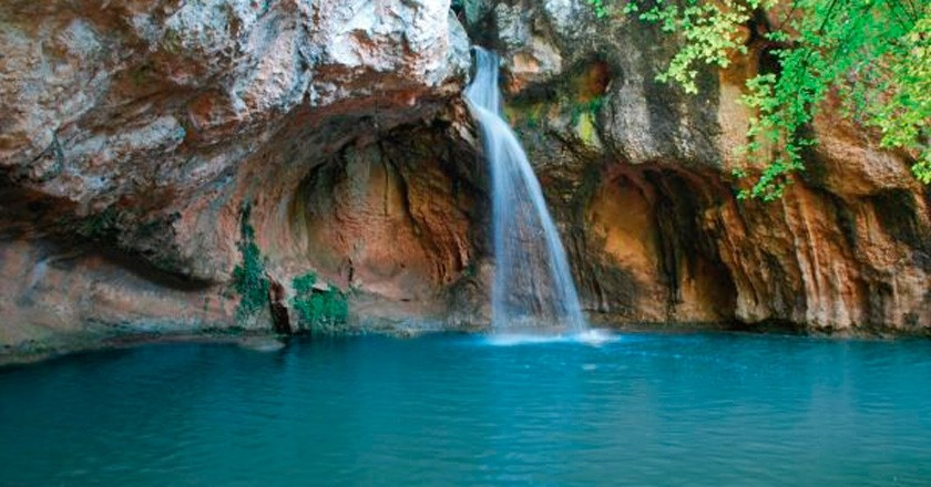 Unknown places in nature to go with family