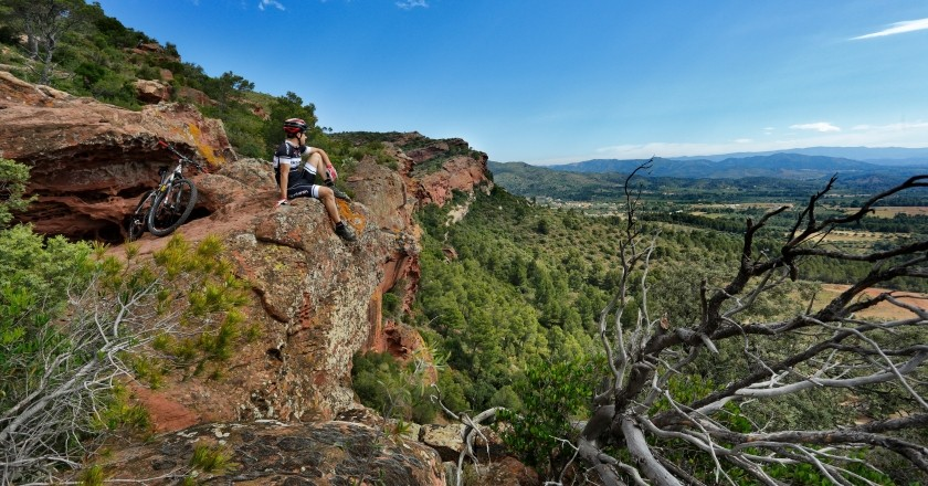 Femturisme actiu a les Muntanyes de la Costa Daurada