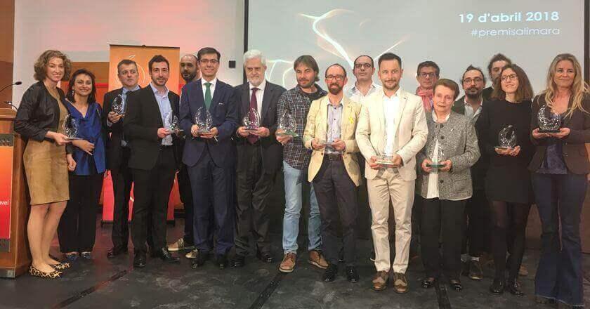 Femturisme.cat reçoit le prix Alimara CAT 2018