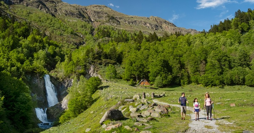 Gaudeix els parc naturals dels Pirineus de Catalunya