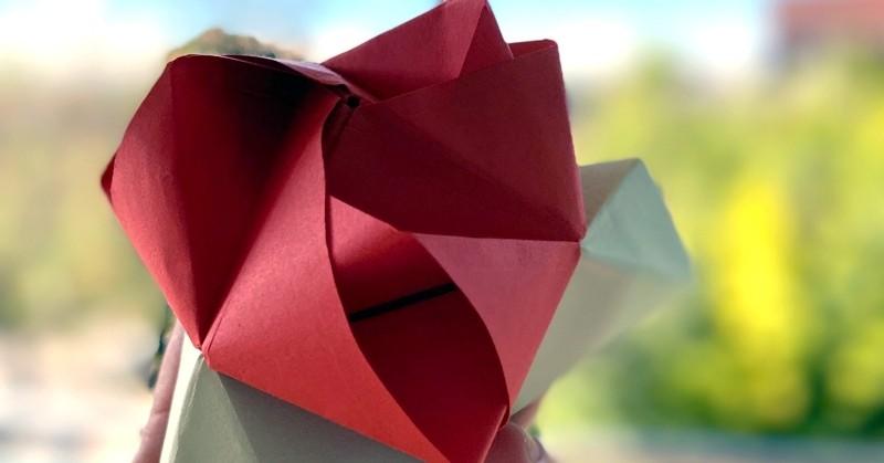 Per Sant Jordi, fem roses de paper amb femturisme