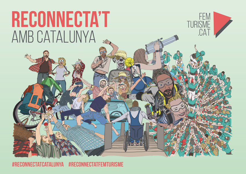 Reconnect with Catalonia